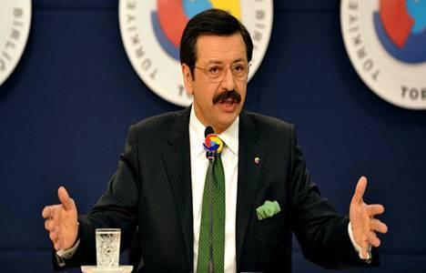Rifat Hisarcıklıoğlu: Önümüzdeki 10 yılda 700 milyar dolarlık yatırım planlanıyor!