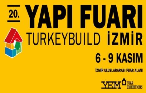 Yapı Fuarı Turkeybuild İzmir açıldı!