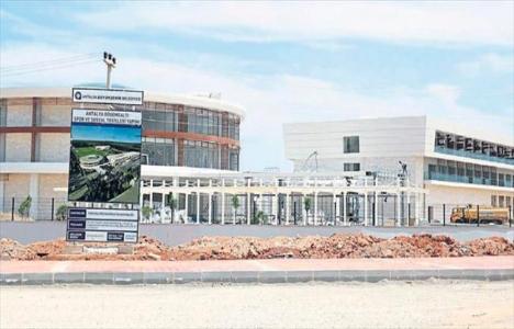 Antalyaspor tesisleri ne