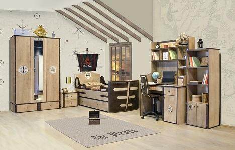 İder Mobilya'dan yeni çocuk odası koleksiyonu!