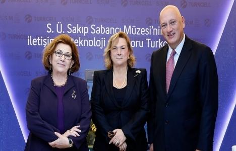 Sabancı Müzesi'nde Turkcell teknolojisi!