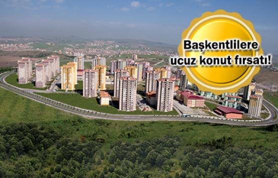 TOKİ Ankara başvuruları