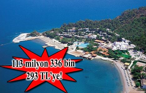 Antalya Clup Phaselis Tatil Köyü icradan satılıyor!