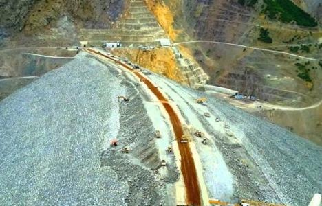 Bingöl Kiğı Barajı'nın inşaatı tamamlandı!