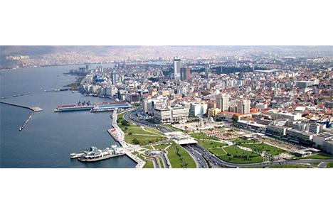 İzmir'in kent ve