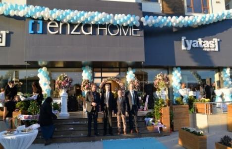 Enza Home Yataş Grup Bolu'da hizmete açıldı!