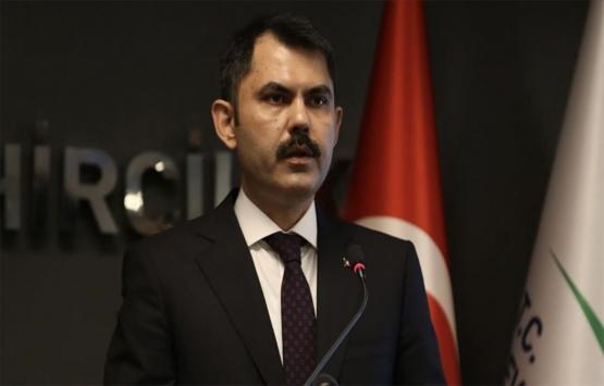 Murat Kurum: Kanal İstanbul'u yapacağız!