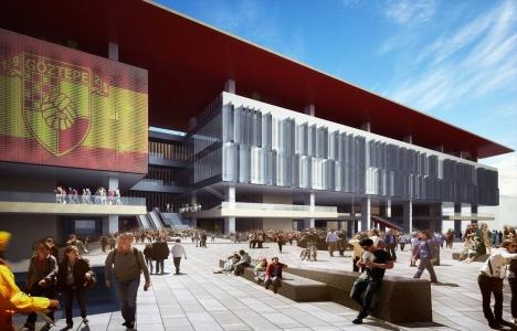 İzmir Göztepe Stadyumu inşaat ihalesi 31 Mart'ta!