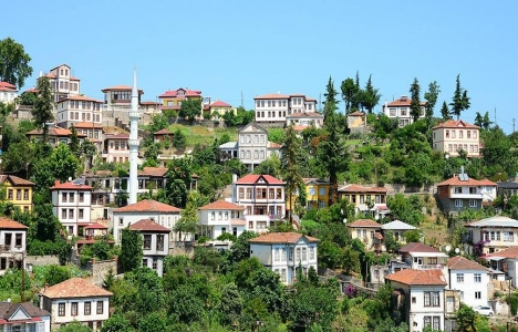 Trabzon'daki tarihi Ortamahalle