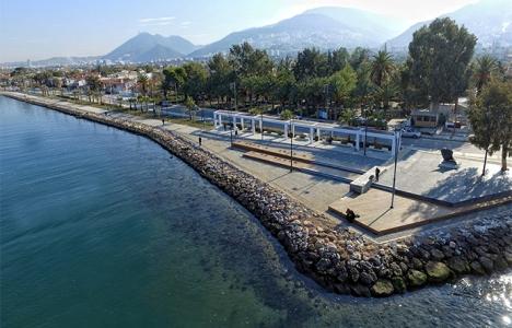 İzmir Sahilevleri Kıyı