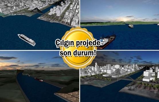 2021'de Kanal İstanbul için önemli ilerlemeler olacak!
