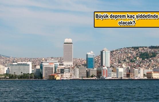 İzmir için dikkat çeken deprem açıklaması!