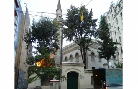 Beyoğlu'ndaki Hüseyin Ağa Camisi 14 Şubat'ta açılıyor!