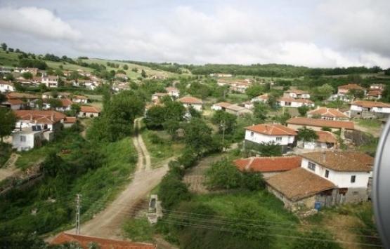 Kırklareli Elmacık Köyü'ndeki