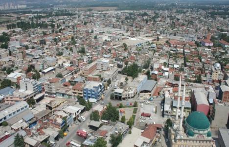 Dönüşüm Bursa Osmangazi'de