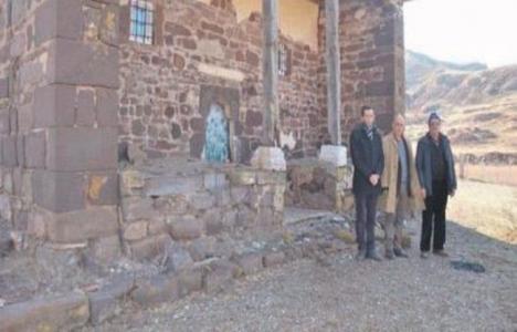 Kırıkkale Delice'deki 300 yıllık cami restorasyon bekliyor!