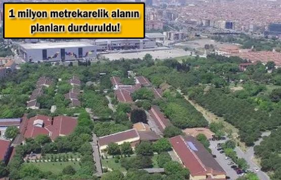 Bakırköy Ruh ve Sinir Hastalıkları Hastanesi'nin planına yargıdan ret!