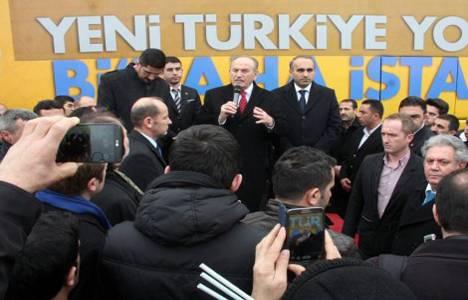 Kadir Topbaş: Arnavutköy dünyanın fuar ve kongre merkezi olacak!