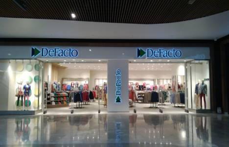 Defacto yeni mağazasını Sera Kütahya Alışveriş Merkezi'nde açtı!