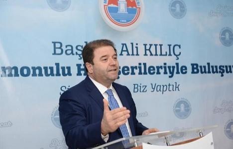 Ali Kılıç Maltepe