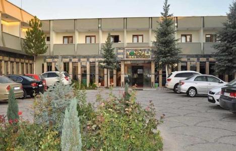 Kütahya Yoncalı Termal Otel satılık