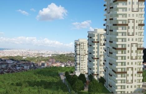 Evko Meot İnşaat Marmaroom'da 235 bin TL'den başlayan fiyatlarla deniz manzaralı daireler!