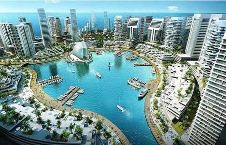 Nijerya Atlantic City projesinde sadece zenginler yaşayacak!