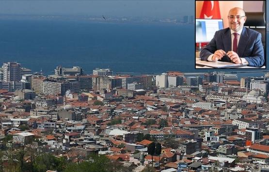 Buğra Gökçe: İzmir'i demir ağlarla örüyoruz!