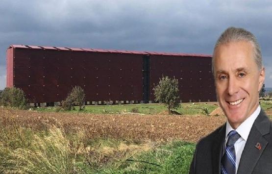 İlyas Terzi'den Ayvacık'ta kaçak yapı inşaatı!