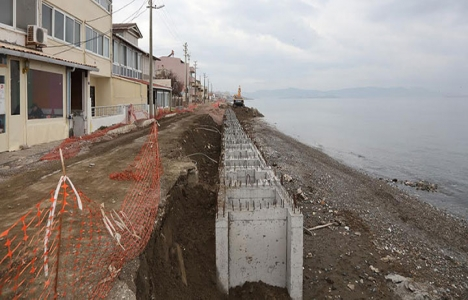 İzmir'e yeni plaj geliyor!