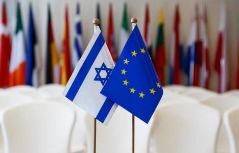 AB'den İsrail'in ek