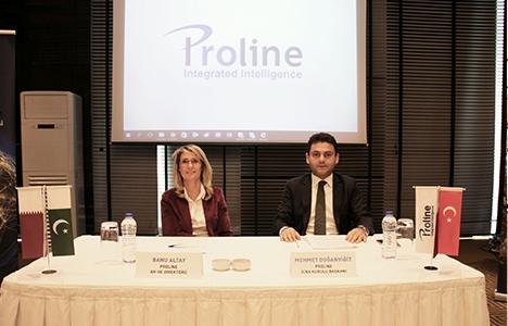 Proline'den Akıllı Güvenlik Yönetim Sistemi!