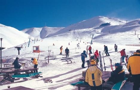 Kayak merkezlerindeki doluluk
