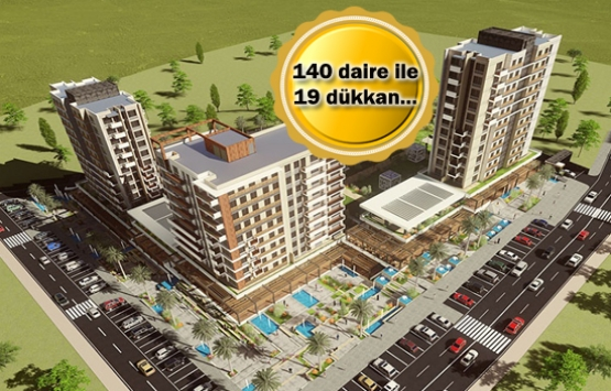 Anda Park Sultanbeyli projesi başlıyor! Yeni proje!