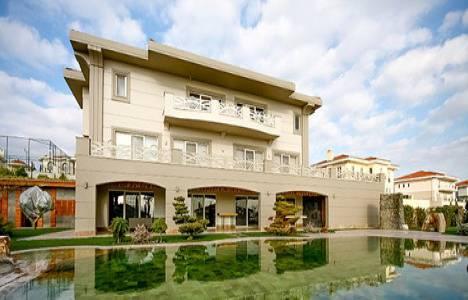 Büyükçekmece Günışığı Konakları projesinde 850 bin dolara villa!
