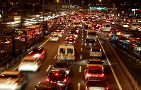 İstanbul'da bazı yollardaki hız limitleri değişti!