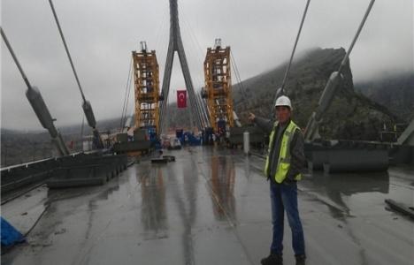 Nissibi Köprüsü yaya trafiğine açıldı!