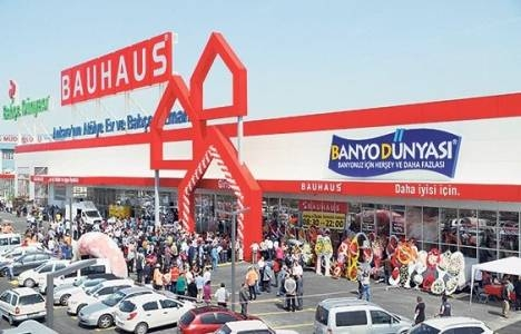 Bauhaus Binlerce ürün çeşidiyle Size Bir Tık Kadar Yakın
