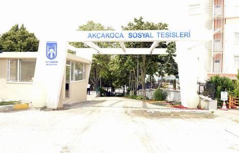 Ankara Büyükşehir Belediyesi Akçakoca Tatil Kampı bugün açılıyor!