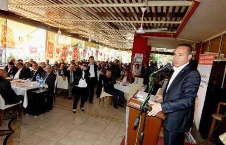 Hüseyin Sözlü'den Adana'ya kültür ve sanat merkezi sözü!