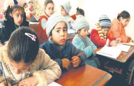 Türkiye'deki Suriyeli çocuklara