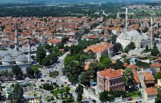Edirne'de 12.5 milyon