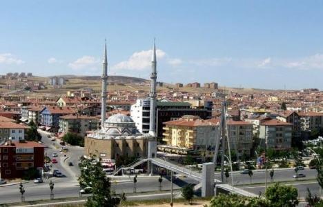 Ankara Pursaklar'da 6 imar değişikliği!