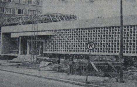 1969 yılında Yerebatan
