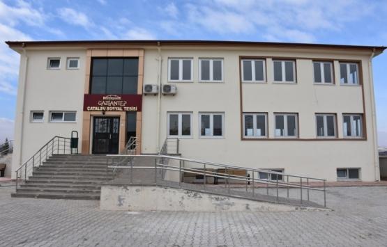 Gaziantep Büyükşehir'den 4