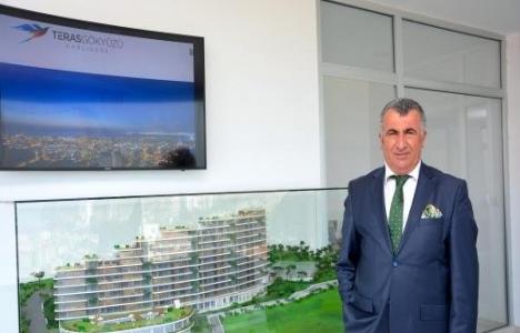 Uzunyayla Group'tan İzmir'e yeni proje!