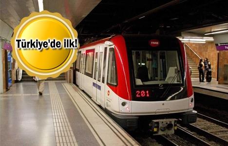 Kabataş-Mahmutbey Metrosu Türkiye'nin gururu oldu!