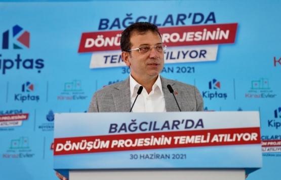 Ekrem İmamoğlu'ndan son dakika Kanal İstanbul açıklaması!