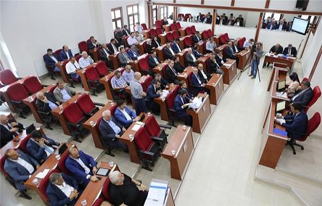 Sakarya Büyükşehir Belediye Meclisi bugün toplanacak!