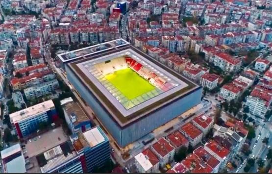 Göztepe'nin yeni stadı 26 Ocak'ta açılıyor!